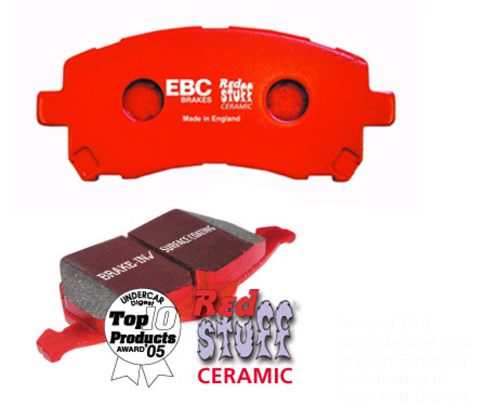 EBC Redstuff Brake Pad Front For Skyline R32 R33 R34 Dp31200C